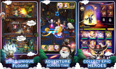 Castle of Legends Mod v1.9 Apk+Data Update Android Terbaru