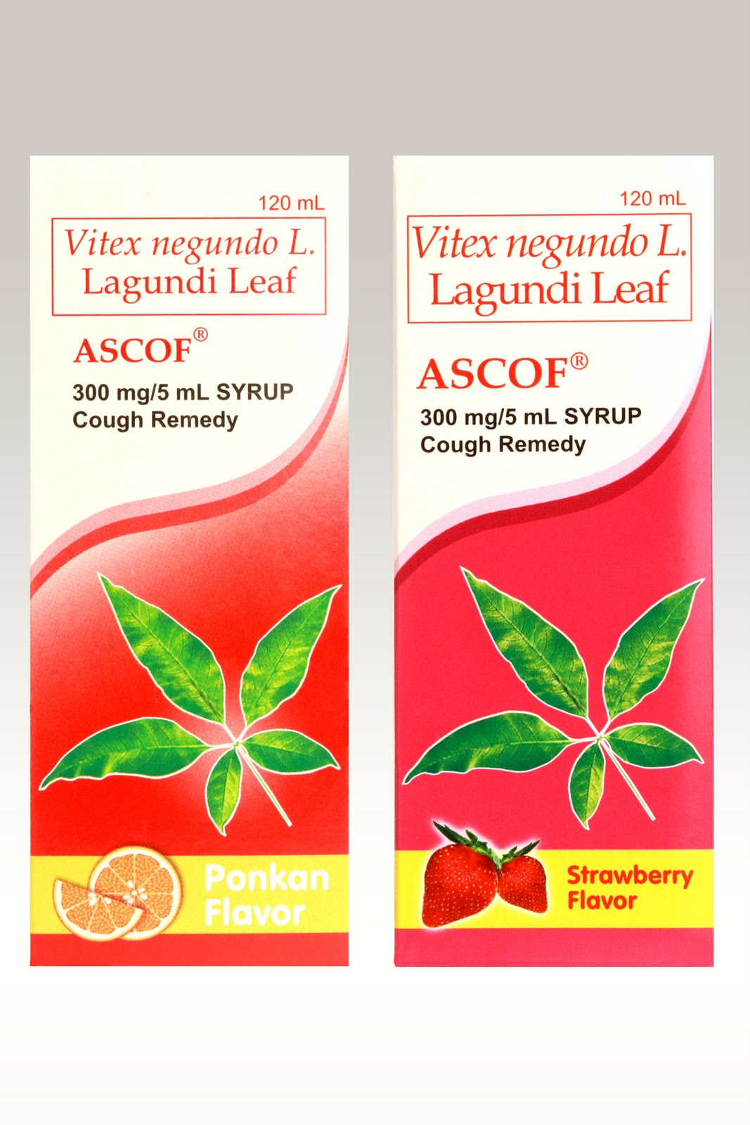 Have cough? Go natural with lagundi