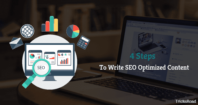 How to Write SEO Articles in Four Easy Steps?