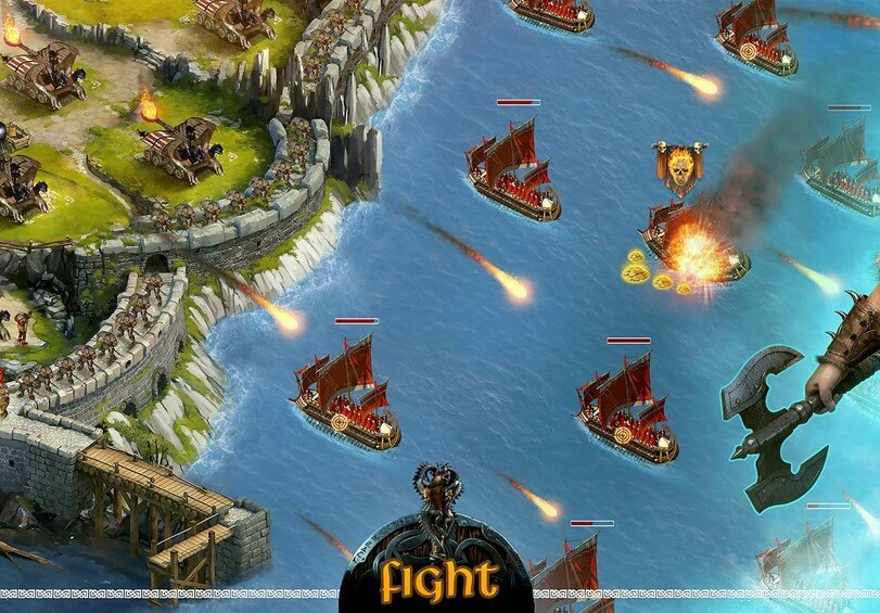 [FREE] Download Vikings War of Clans for Android