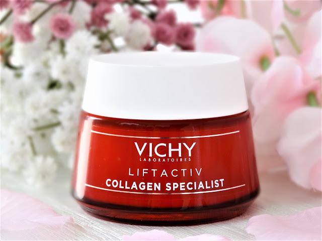 avis liftactiv collagen specialist vichy, creme de jour anti-âge, liftactiv vichy