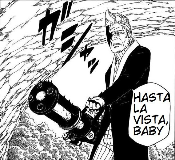 Pembahasan Manga Boruto 19: Ao Akan Melawan Kelompok Boruto dengan Senjata Canggih?!