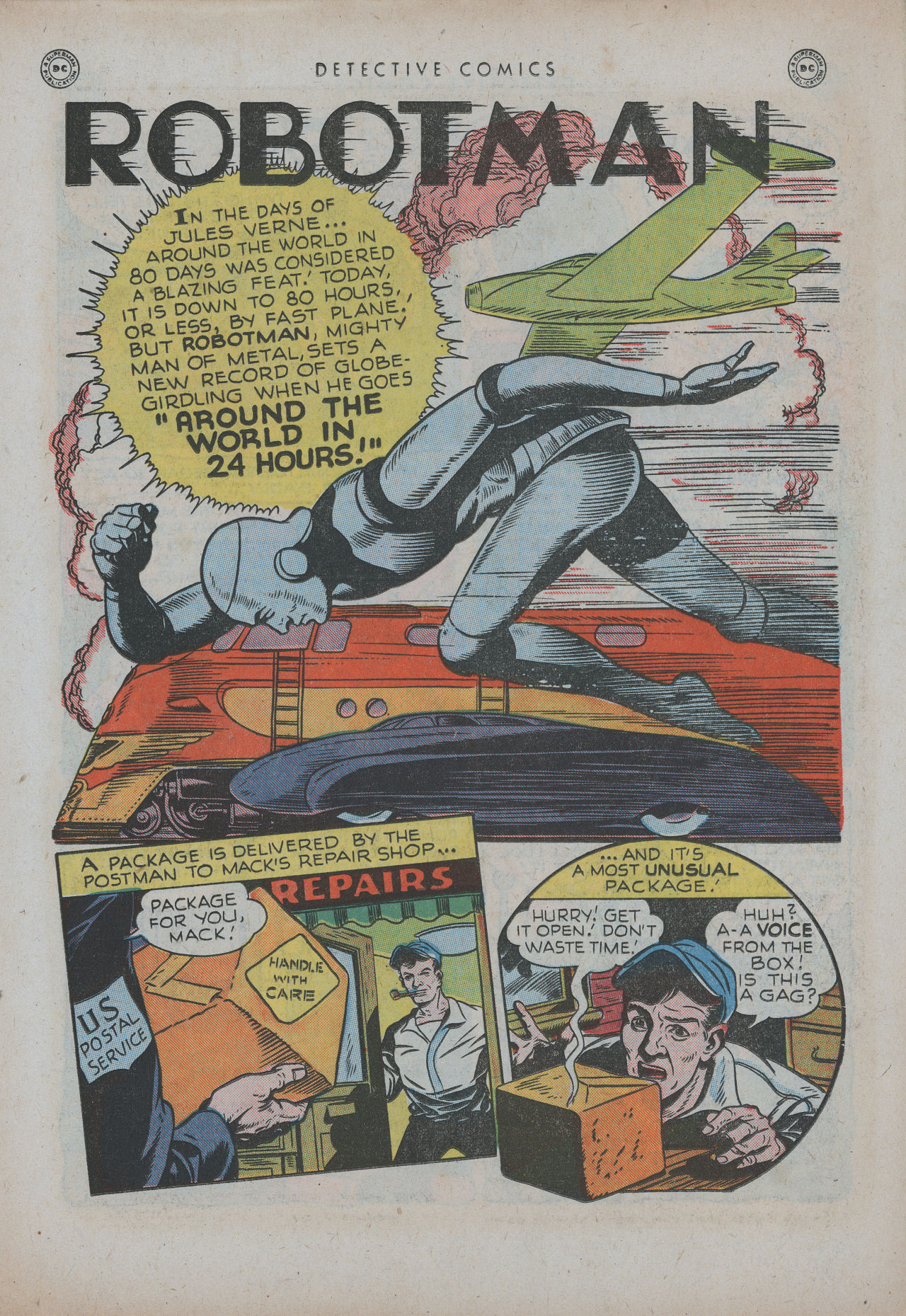 Detective Comics (1937) 151 Page 16