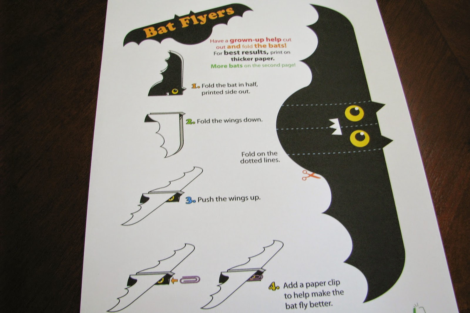 Mommy S Little Helper Bats Preschool Theme