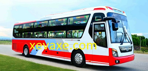 Các nhà xe chạy tuyến từ Thanh Hóa đi Đà Nẵng và ngược lại