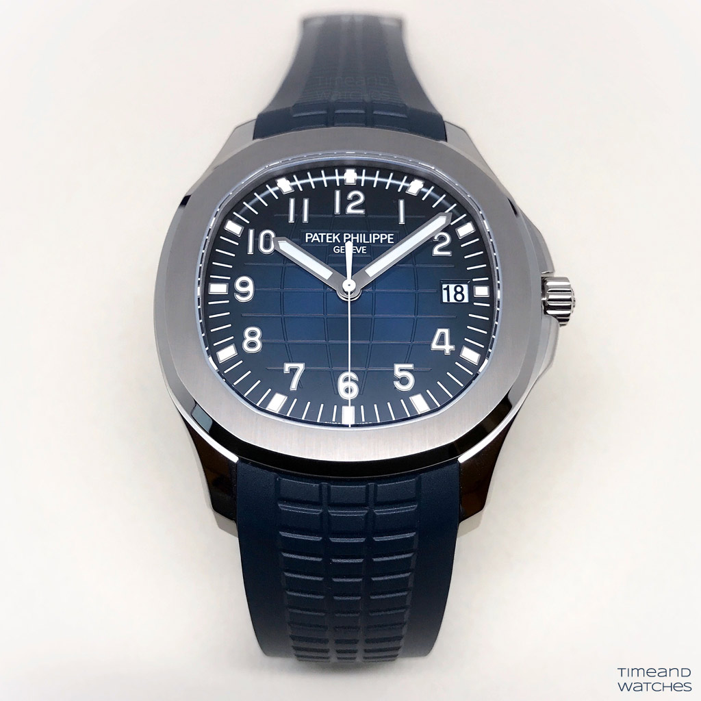 Patek philippe aquanaut ref 5168g time and watches for Patek watches