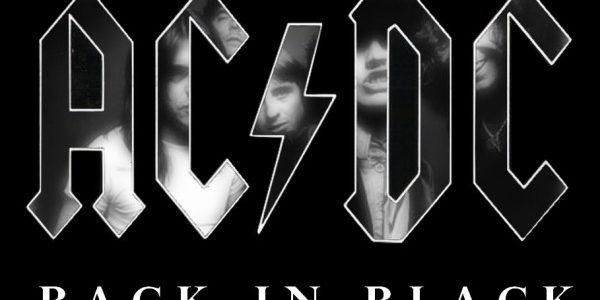 El álbum 'Back In Black' de AC / DC se relanzará en cassette