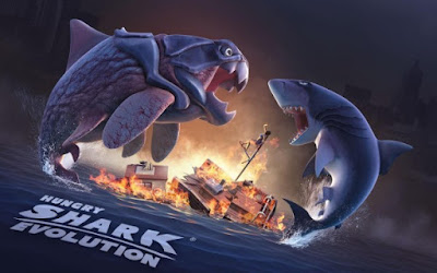 Hungry Shark Evolution Apk v4.1.0 Mod (Unlimited Money)