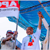 "VIDEO: Buhari goofs again, calls APC flagbearer in Delta ""presidential, senatorial, governortorial"" candidate"
