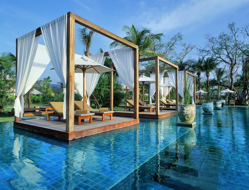 16. The Sarojin, Thailand
