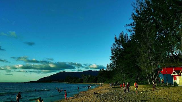 Pantai Temajo Sambas 1