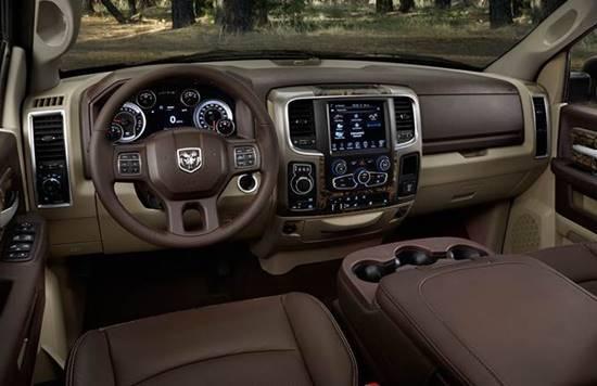 2017 Dodge RAM 2500 SLT Diesel Review