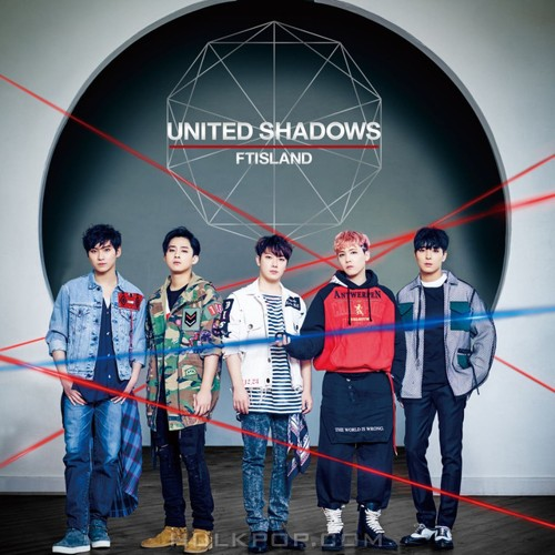 FTISLAND – UNITED SHADOWS (ITUNES PLUS AAC M4A)