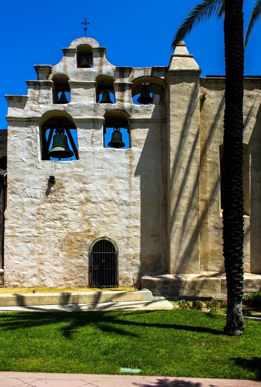 Shot From My Canon Mission San Gabriel Archangel