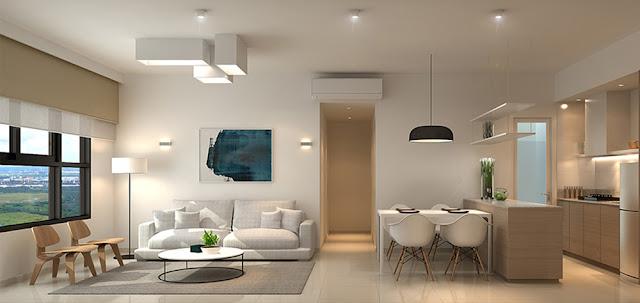 Thiết kế mẫu căn hộ FLORENCE