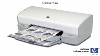 Printer allows yous to easily conduct from 5 impress modes  Download Driver  HP Deskjet D4160