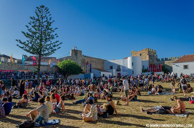 Castillos-de-Portugal, Festival de músicas del Mundo de Sines