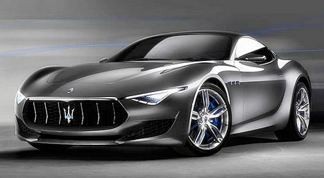 Maserati alfieri price