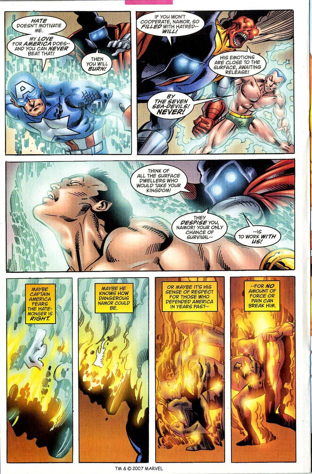 Captain America (1998) Issue #48 #55 - English 20