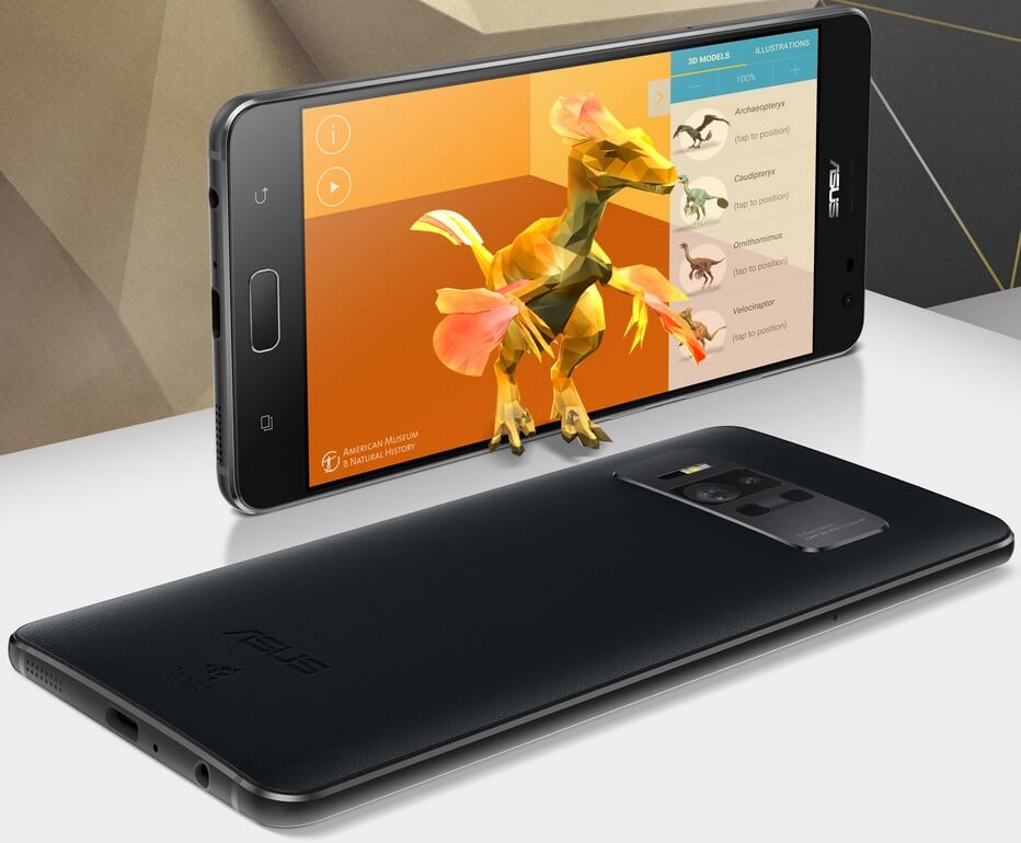 Asus ZenFone AR Lands in PH for Php44,995; Triple Camera, 8GB RAM, 128GB ROM