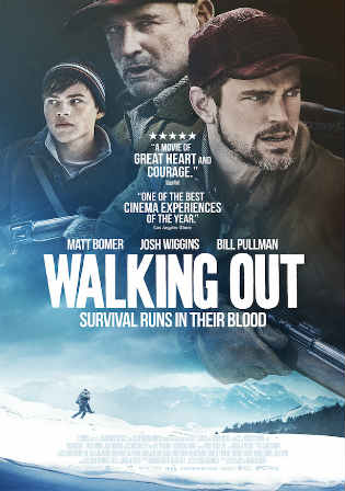 Walking Out 2017 English 300mb Dvdscr Movie Download 700MB