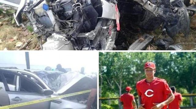 Muere prospecto beisbol de Cincinnati en accidente; dos mas resultan heridos