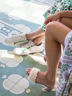 Tory Burch Spring/Summer 2017 Campaign