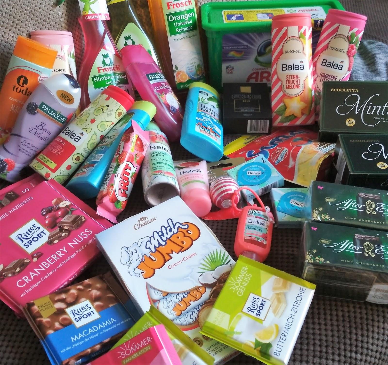 nowości, zakupy, przesyłki, paczki, dary losu, kosmetyki,nowości czerwca 2018, paczka, przesyłka, box,