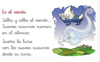 Poemas que rimen para Niños