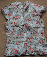 Blouse to be repurposed