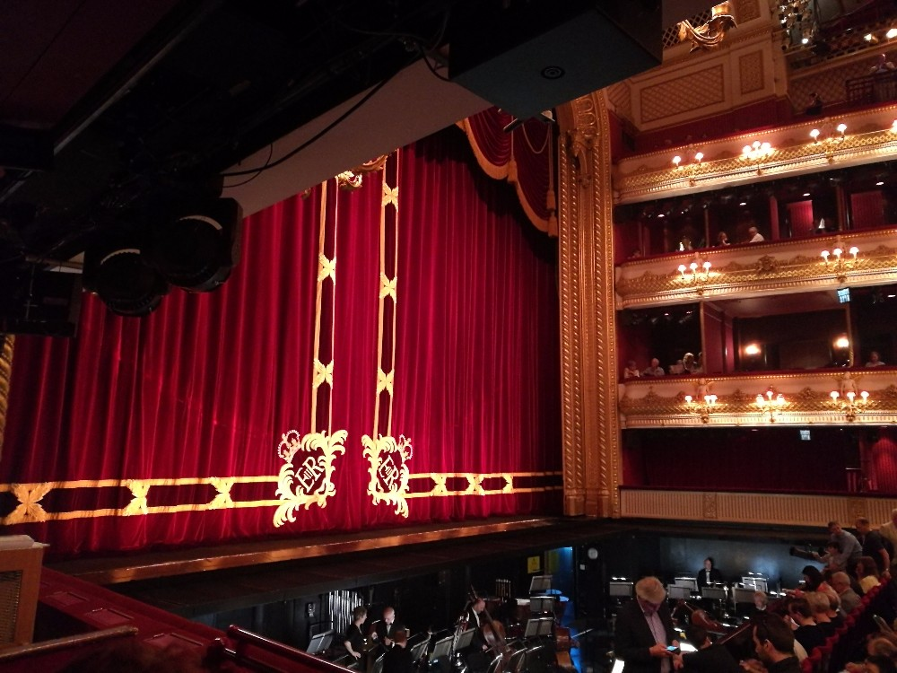 Royal Opera House Covent Garden London