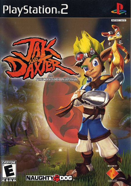 Jak and Daxter The Precursor Legacy ps2 iso rom download