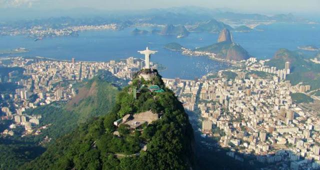 اجمل المدن السياحية في البرازيل
