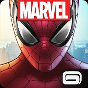 MARVEL Spider-Man Unlimited 4.1.0f APK Full + MOD (Max Energy/Max Level) + Data + Mega Mod Android