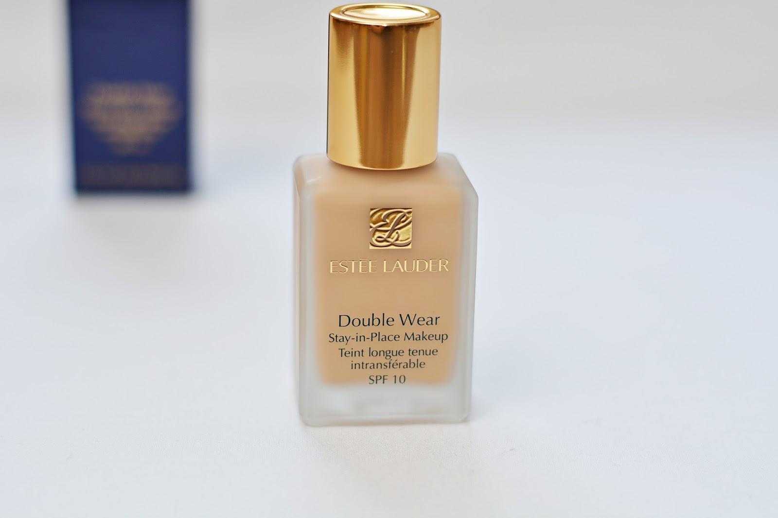 Estee Lauder Double Wear podkład blog