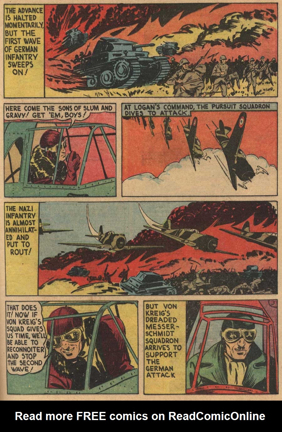 Blue Ribbon Comics (1939) issue 7 - Page 57