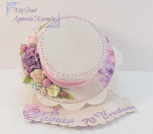 1720 – Urodzinowy kapelusz