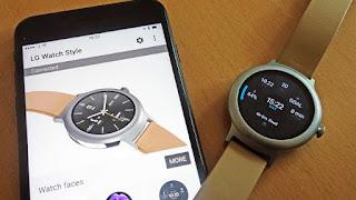 Cara pair Smartwatch Android dengan iPhone iOS