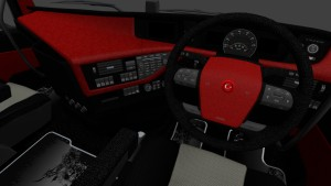 Turkish Interior for Volvo 2012