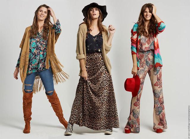 MODA | Doll Store invierno 2016 | Vestidos, blusas, pantalones y abrigos | Moda invierno 2016.