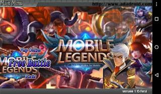 Naruto Senki v Mobile Legends Apk