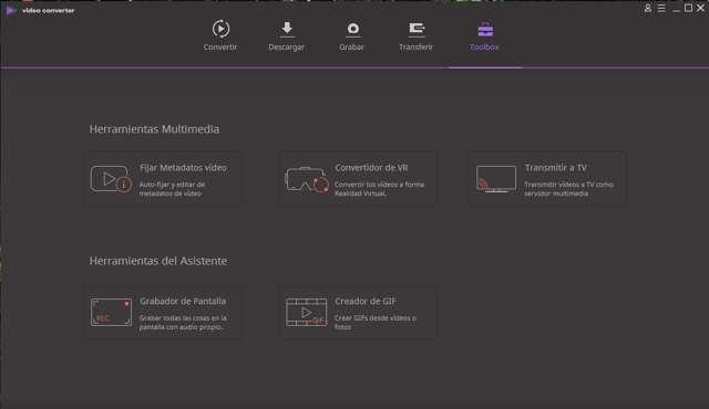 Wondershare Video Converter Ultimate 10.0.0.42 Final Español