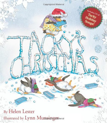 Tacky's Christmas, part of Favorite Character Christmas Book Review List for Kids