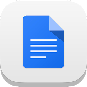 Google Docs for iOS updated (1.1.0)