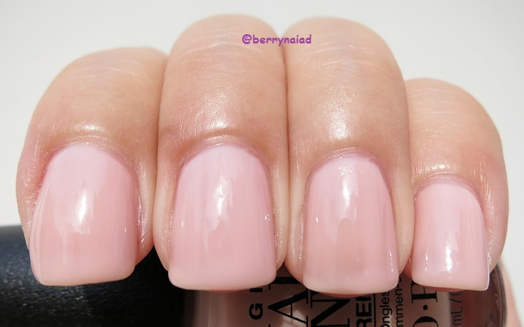happyberrynaiad: OPI Nail Envy in Bubble Bath