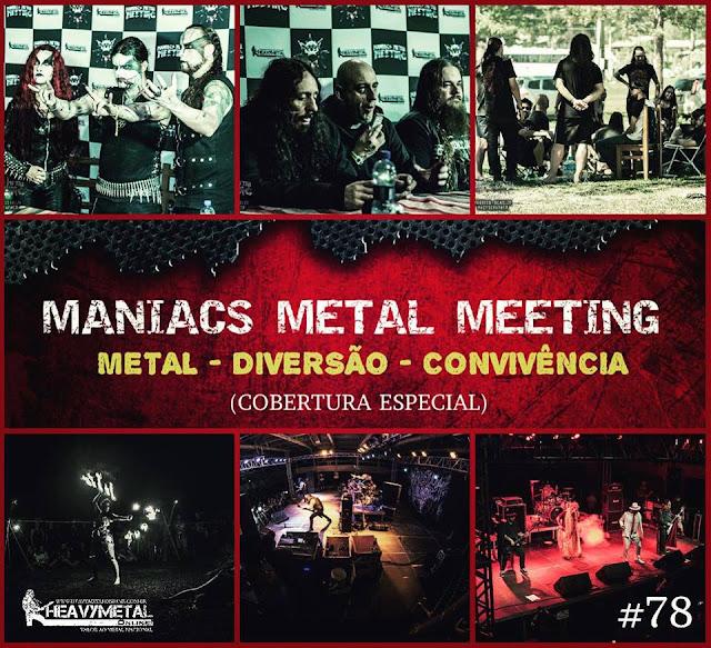 Heavy Metal Online: Confira como foi a segunda edição do 'Maniacs Metal Meeting'