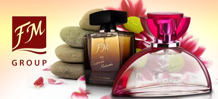 номерная парфюмерия премиум класса из европы компания Fm World