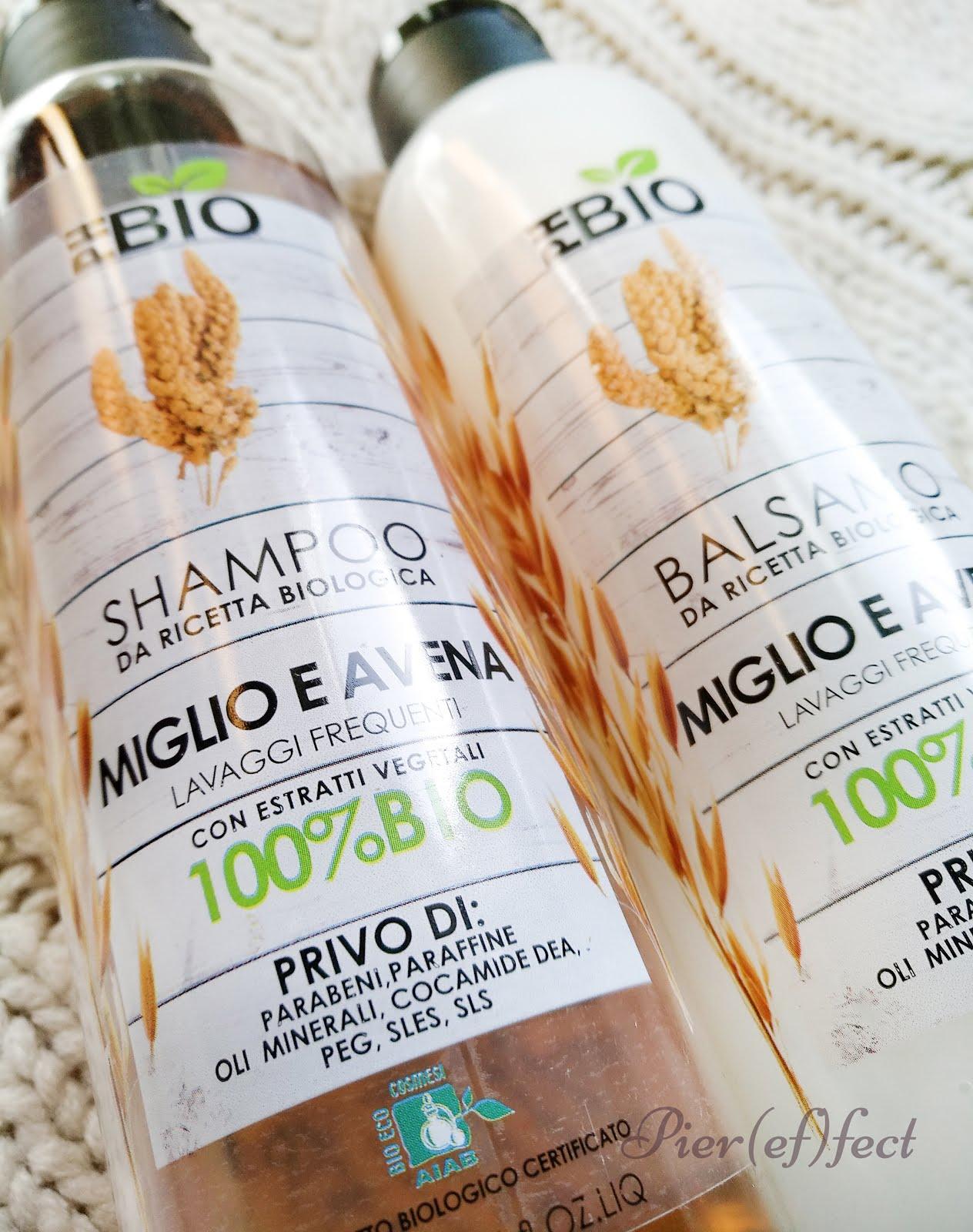 Balsamo shampoo phbio lidl
