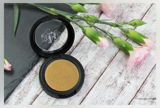 Kat von D Metal Crush Eyeshadow 'Thrasher' | Review