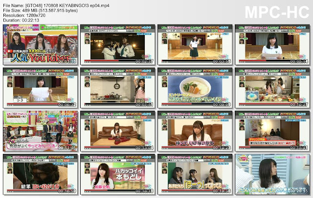 170808 KEYABINGO! 3 Ep 04 Subtitle Indonesia